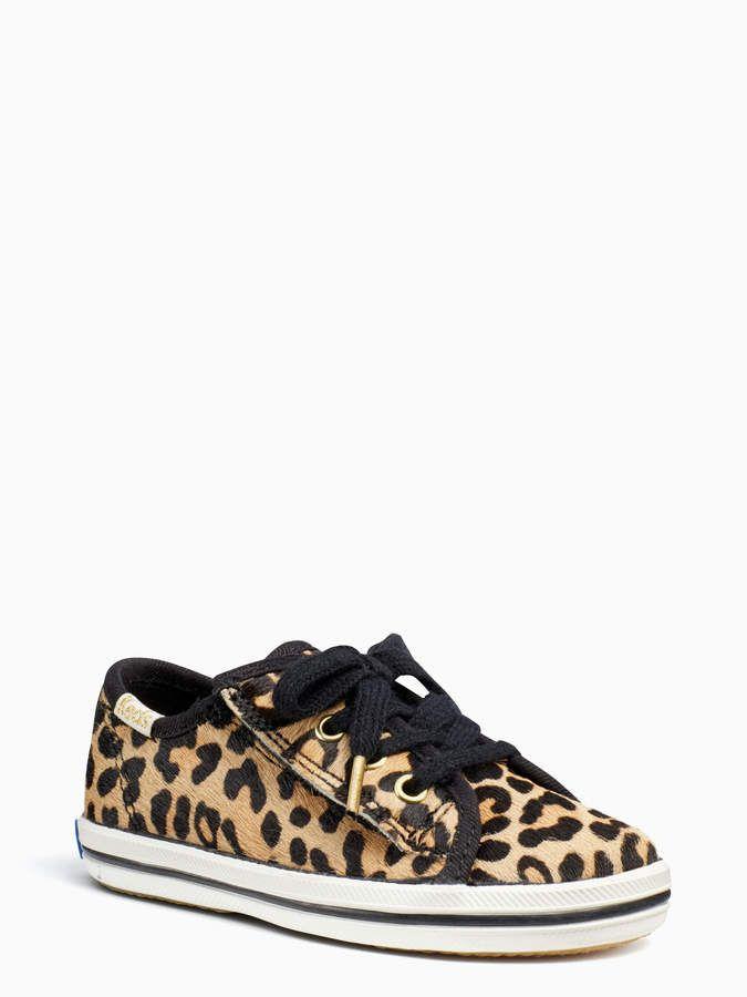 2667dc1bd86 Keds Kids X Kate Spade New York Champion Leopard Toddler Sneakers ...