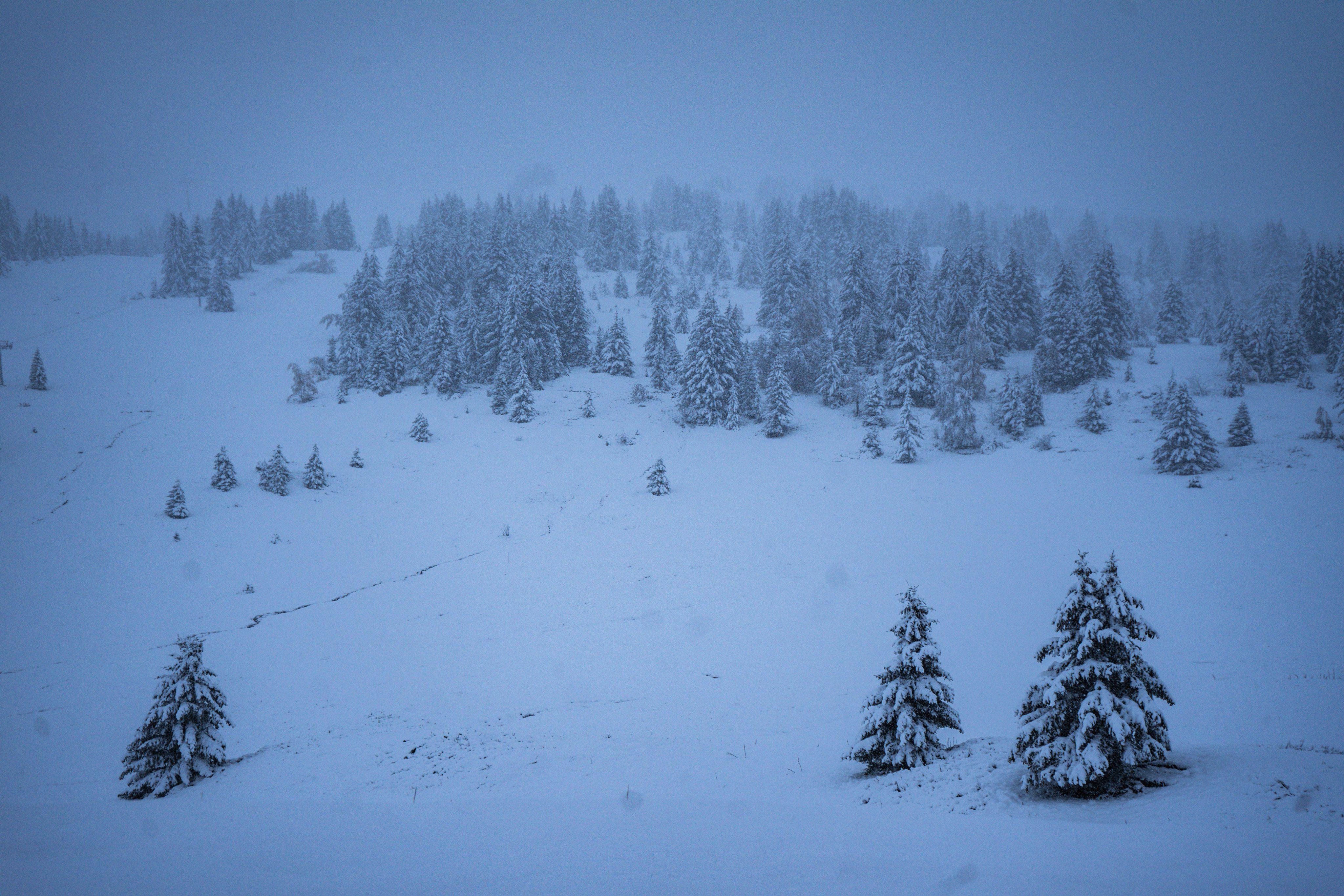 Les Saisies Lessaisies Twitter Outdoor Snow