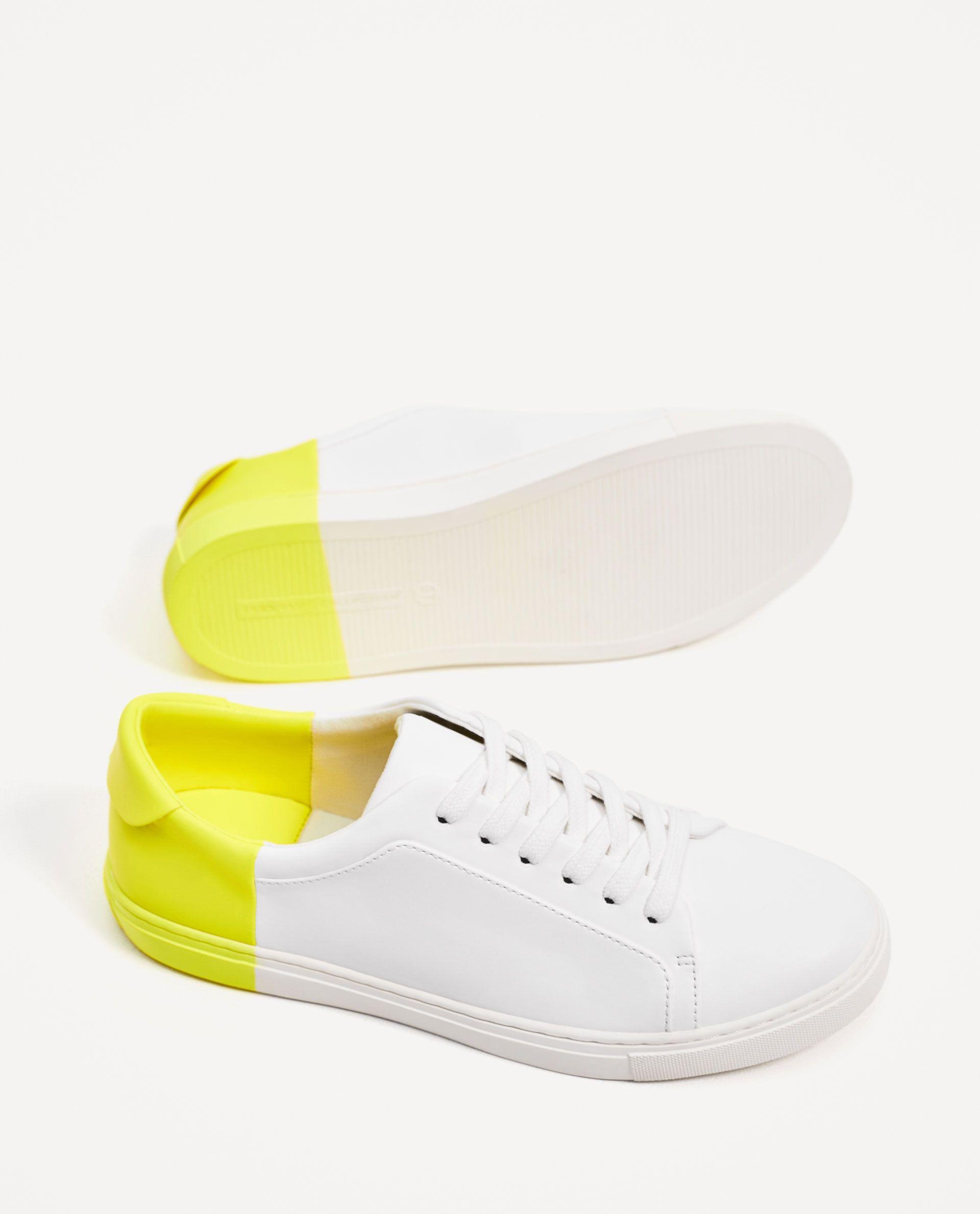 BAMBA BICOLOR | Tenis | Zapatos, Zapatillas bicolor y