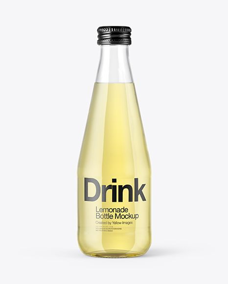 Download Clear Glass Bottle With Lemonade Mockup In Bottle Mockups On Yellow Images Object Mockups In 2020 Mockup Free Psd Bottle Mockup Mockup Free Download PSD Mockup Templates
