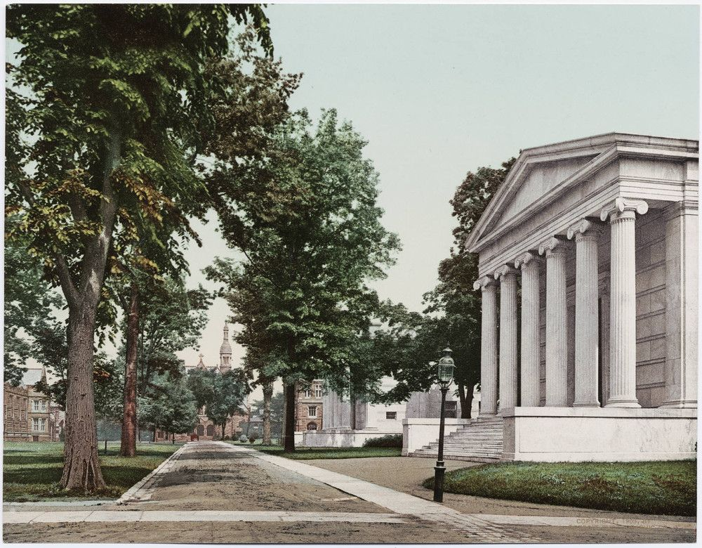 Princeton 1903