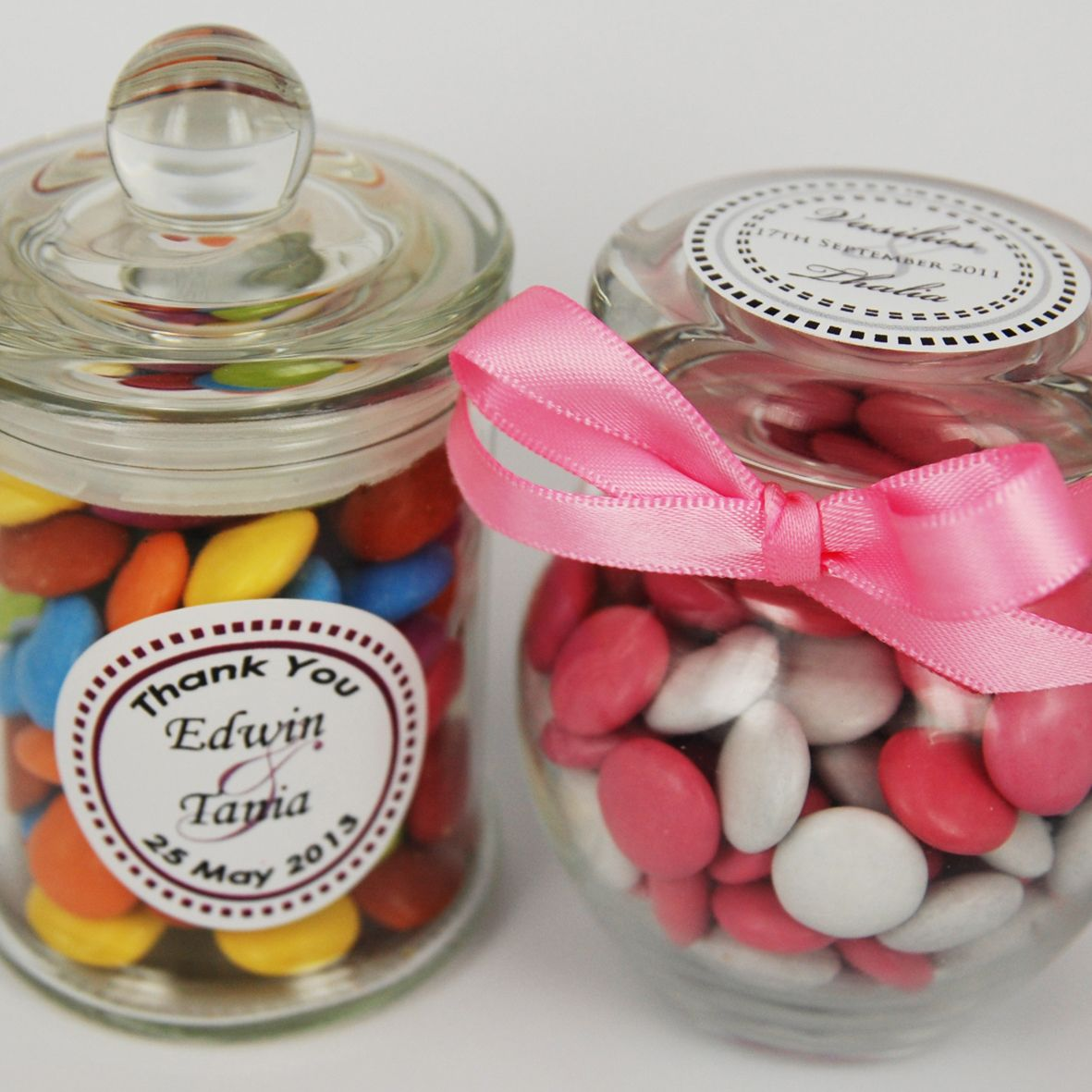 Personalised_Jars | Squirt Wedding Cake Idea | Pinterest | Fondant ...