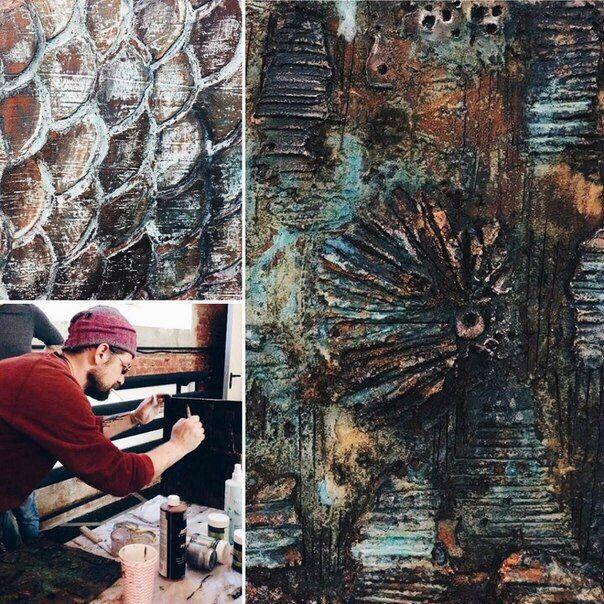 Texture. Alex Steshak