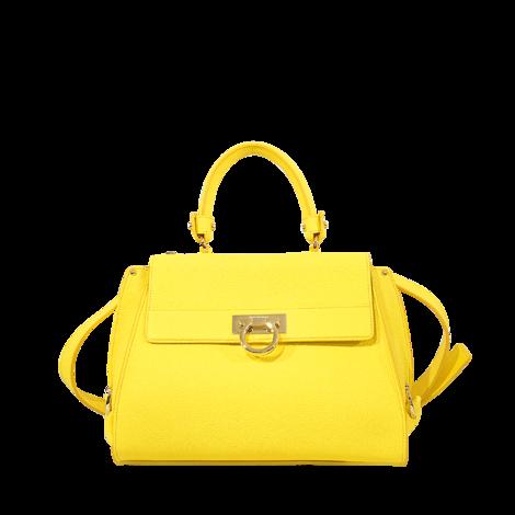 736f62a82e SALVATORE FERRAGAMO Sofia Medium Top Handle Bag.  salvatoreferragamo  bags   shoulder bags  hand bags  leather