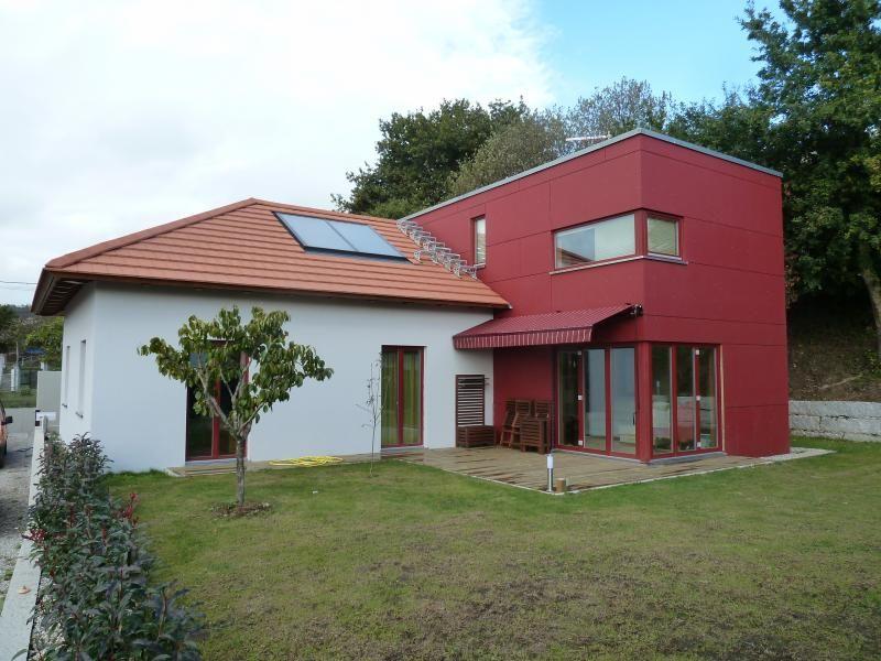 Casa Pasiva Videira Sustainable Architecture Concept Architecture Green Building