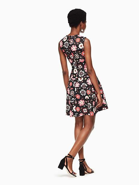 bbb4ed822d Kate Spade Casa Flora Poplin Dress