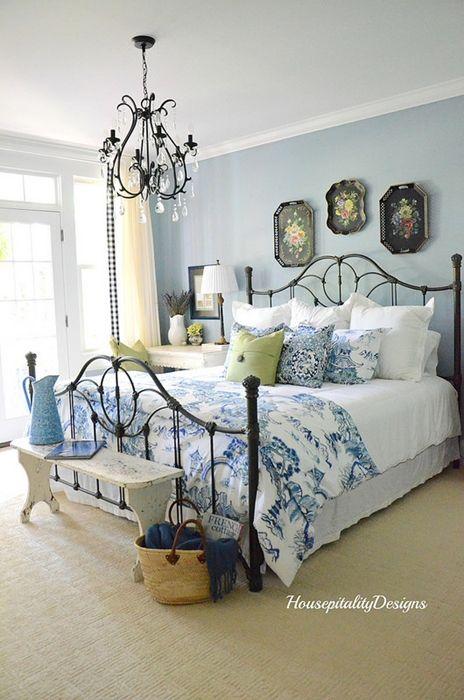 Beautiful Bedrooms to Dream In | Rustic master bedroom ...