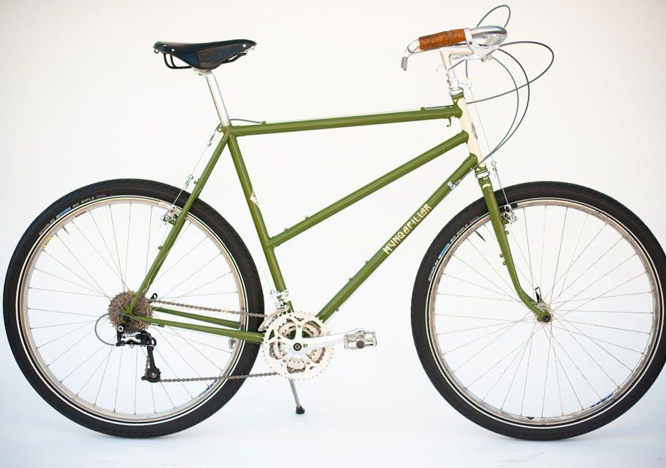 The Hunqapillar By Rivendell Bicycle Works Modern Bike Bike