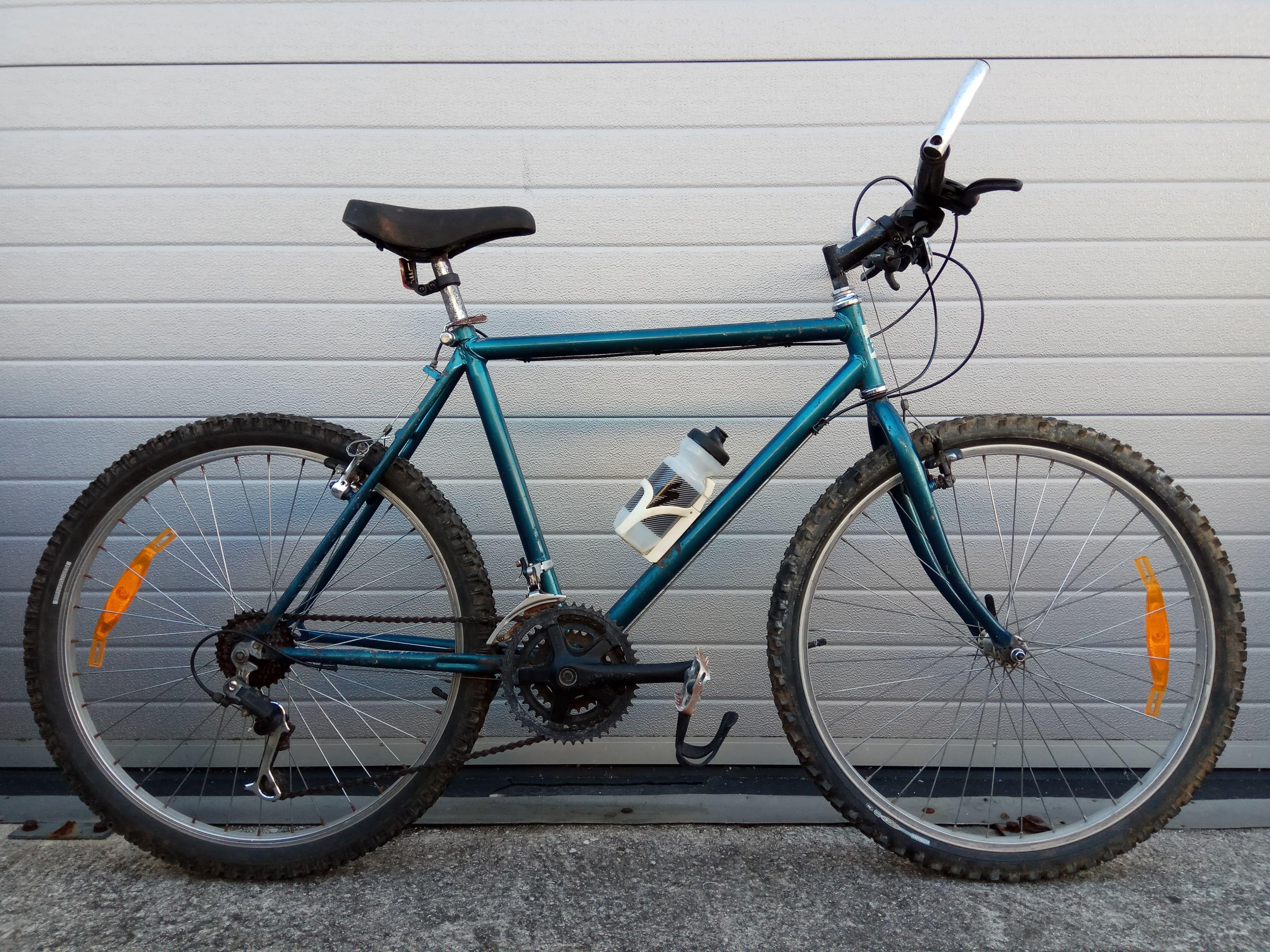 Bici Bh Fonfria Lista para Rodar 75€ MARCA: Bh MODELO: Fonfria CLASE ...