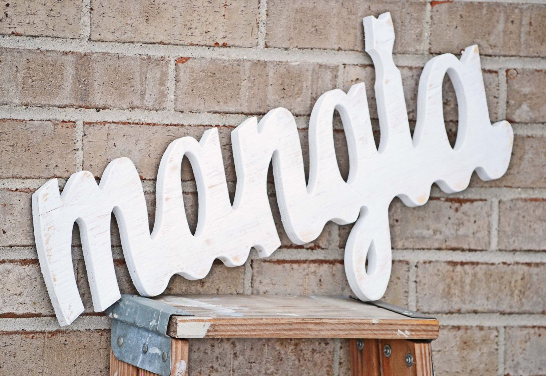 Eat In Italian Kitchen Decor Eat Sign Mangia Sign I Saw