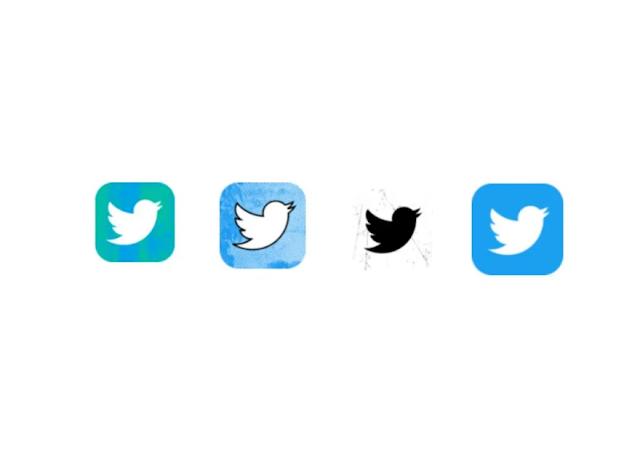 يبدو أن شبكة تويتر تفكر في تقديم خيارات إضافية للمستخدمين لرمز تطبيق تويتر على شاشات Ios الرئيسية أرسلت الشركة استبيان Vimeo Logo App Icon Tech Company Logos