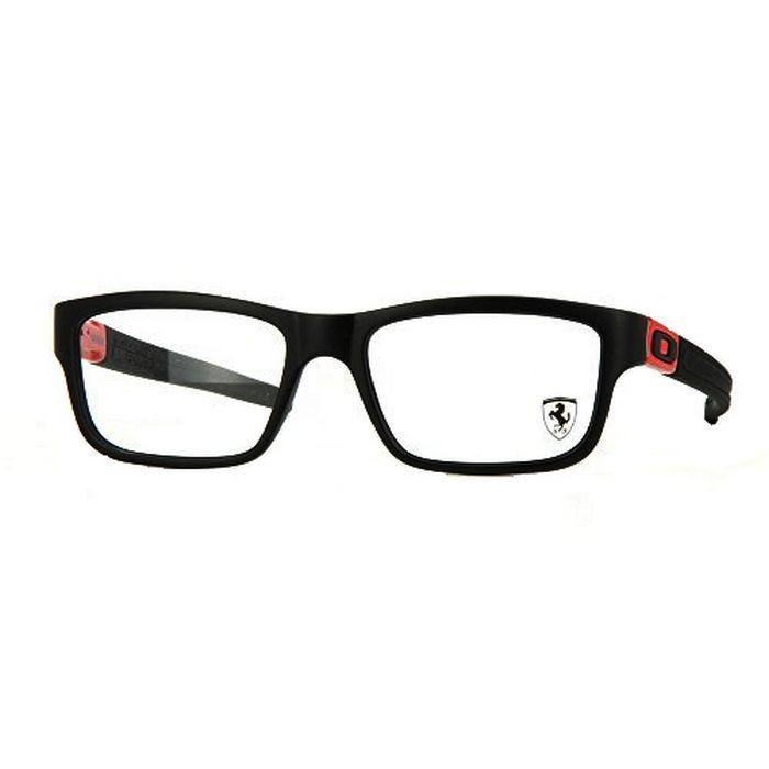 Oakley OX8034-0751 Marshal Men\'s Black Frame Clear Lens Genuine ...