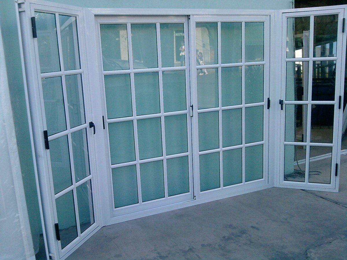 Pin de herrer a y aluminio la uni n en ventanas de for Ventanas de aluminio economicas