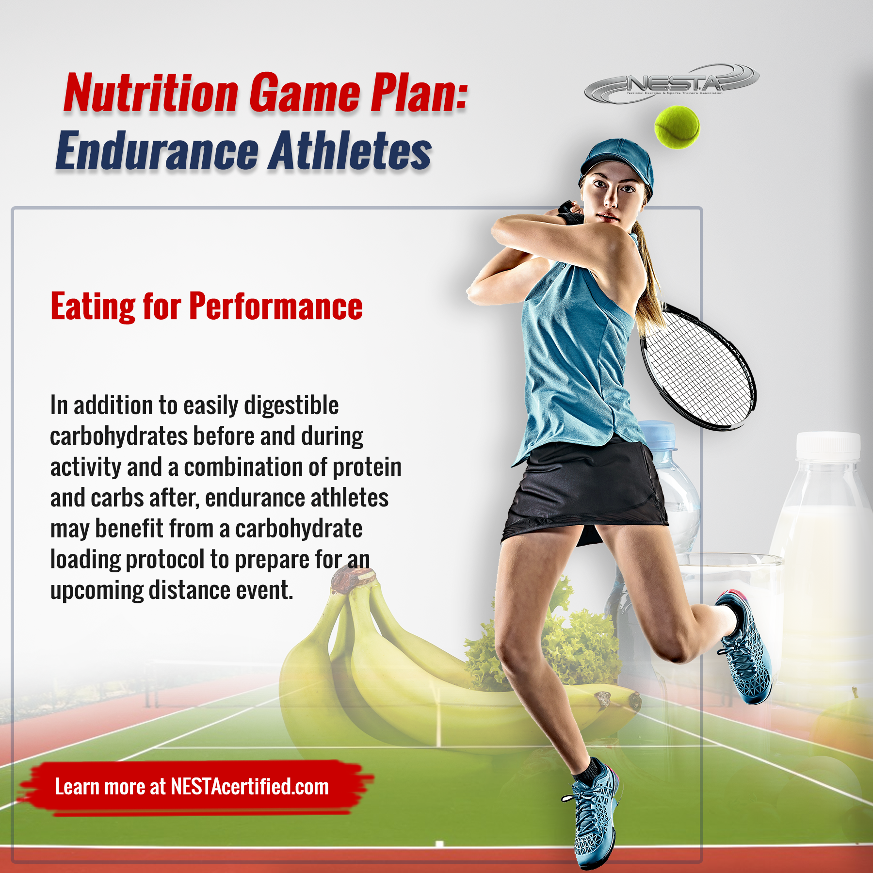 Eating for Performance #athletenutrition Eating for Performance #athletenutrition