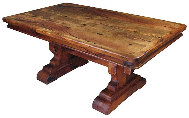San Carlos Mesquite Dining Table 72 Inch Dining Table Western