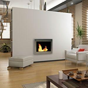 SoHo Liquid Gel Bio Ethanol Stainless Steel Fireplace - 90299 | Soho ...