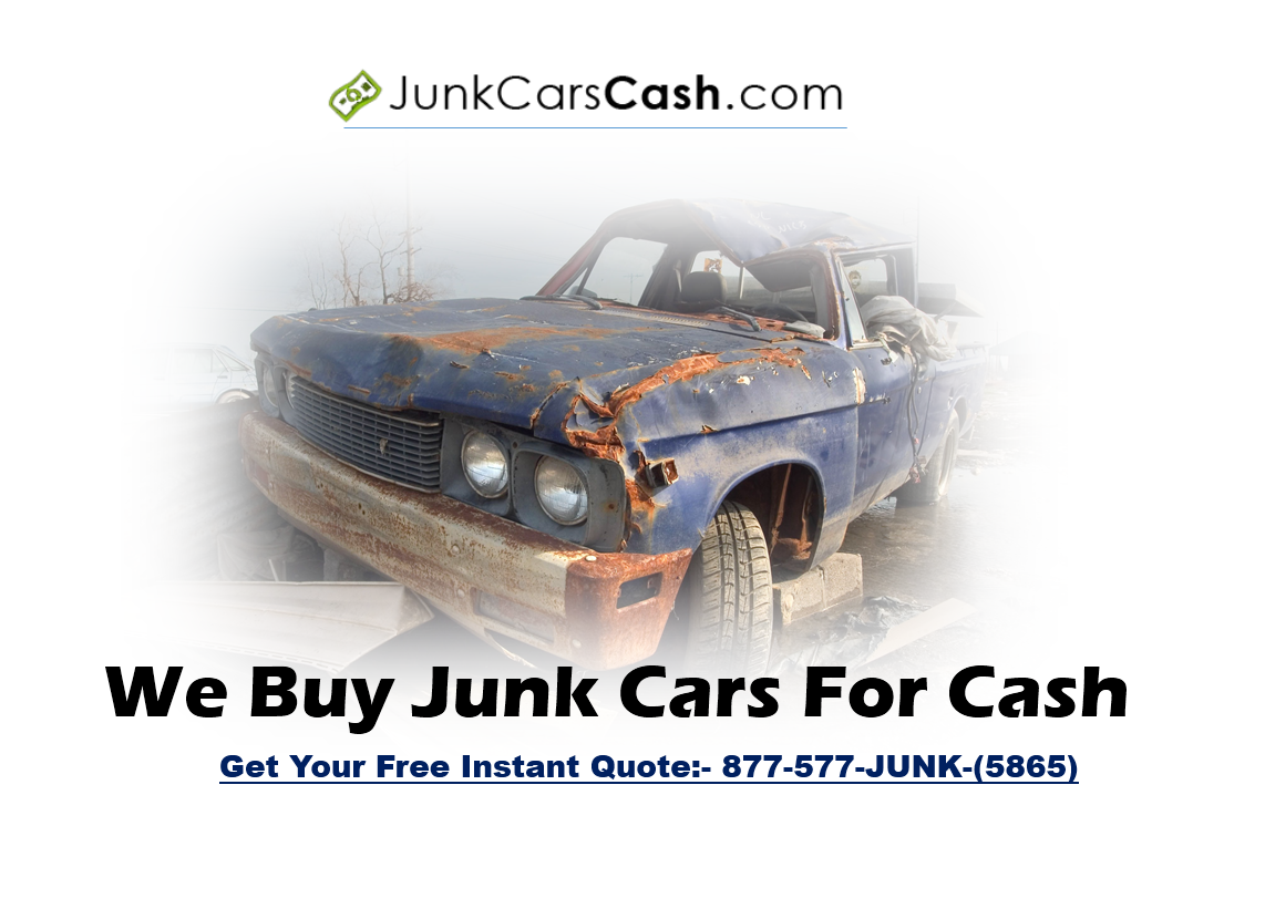 At Junkcarscash.com, We are a one-stop destination for anyone ...
