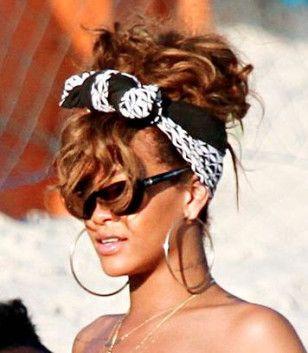 49 Ideas For Hair Styles Bandana Head Wraps #headscarfstyles