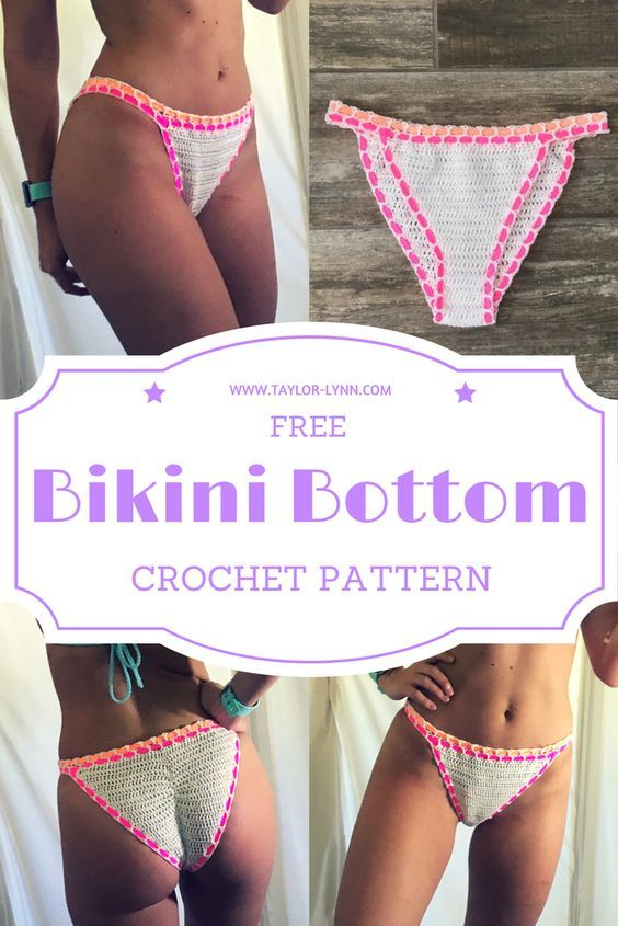 Crochet, crochet bikini, crochet bikini bottoms, bottoms, crochet swim, crochet swimsuit, crochet swim bottoms