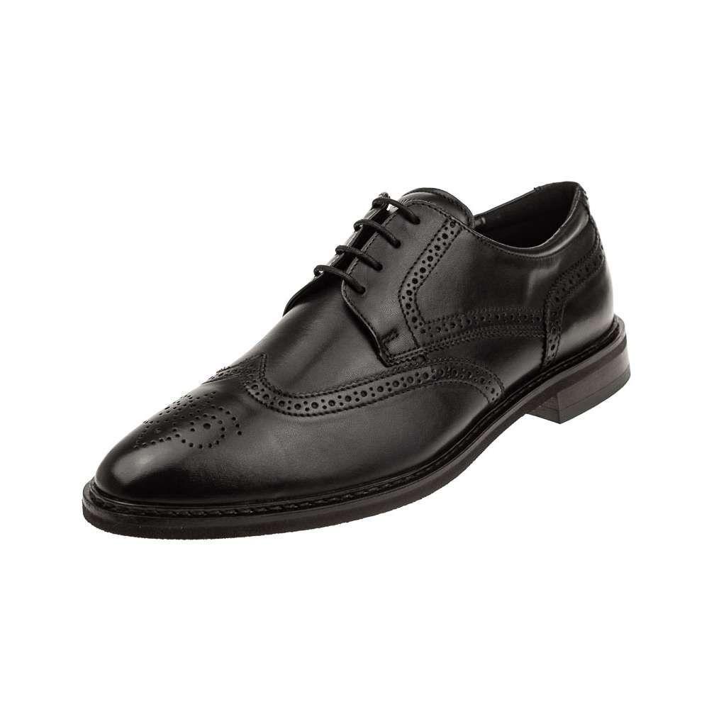 Meskie Polbuty Salamander Dress Shoes Men Oxford Shoes Dress Shoes
