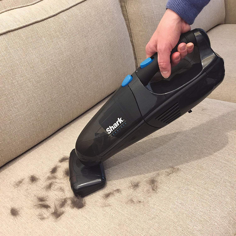 Shark Handheld Vacuum, Gray LV901 Handheld vacuum