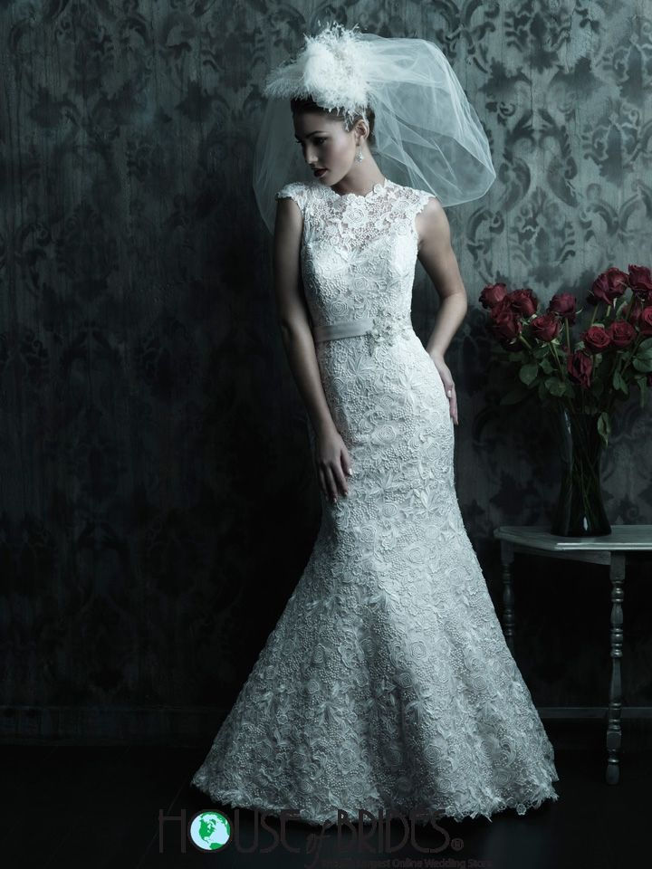 Allure Couture - Wedding Dress - STYLE - C226