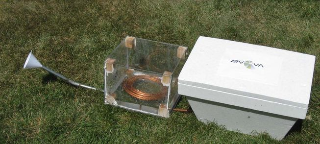 New Refrigerator Cools Food Without Electricity Inventions