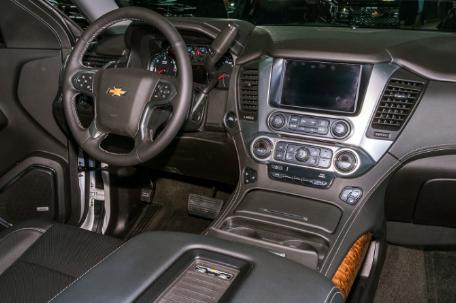 2020 Chevrolet Suburban Interior Chevrolet Suburban Chevrolet