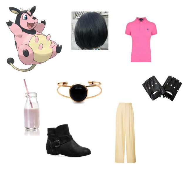 """Miltank"" by lexi-53 on Polyvore"