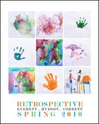 Create a poster print of your kids artwork.  This would be a great way to remember and showcase childhood creations.