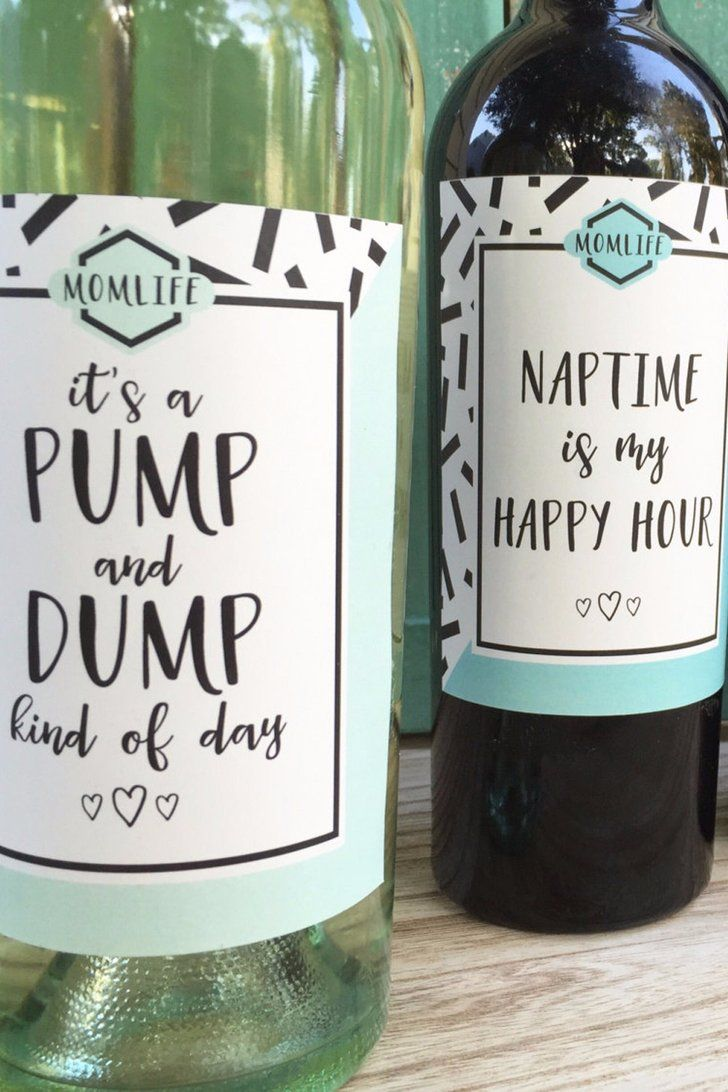 36 Must Have Baby Shower Gifts For Moms Who Love Wine Baby Shower Gifts For Boys Baby Girl Shower Gifts Baby Shower Fun