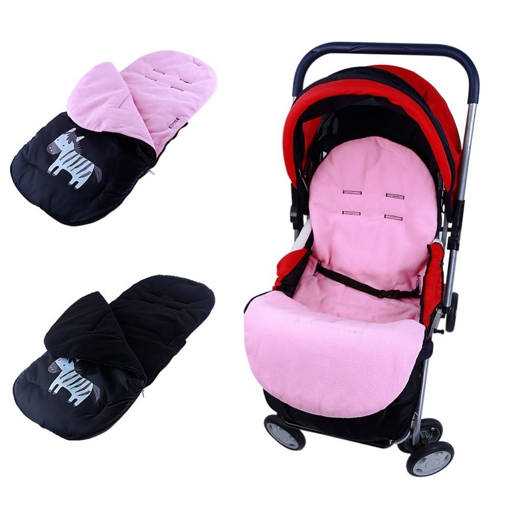 Windproof Baby Stroller Foot Muff Buggy Pram Pushchair Snuggle Cover lq