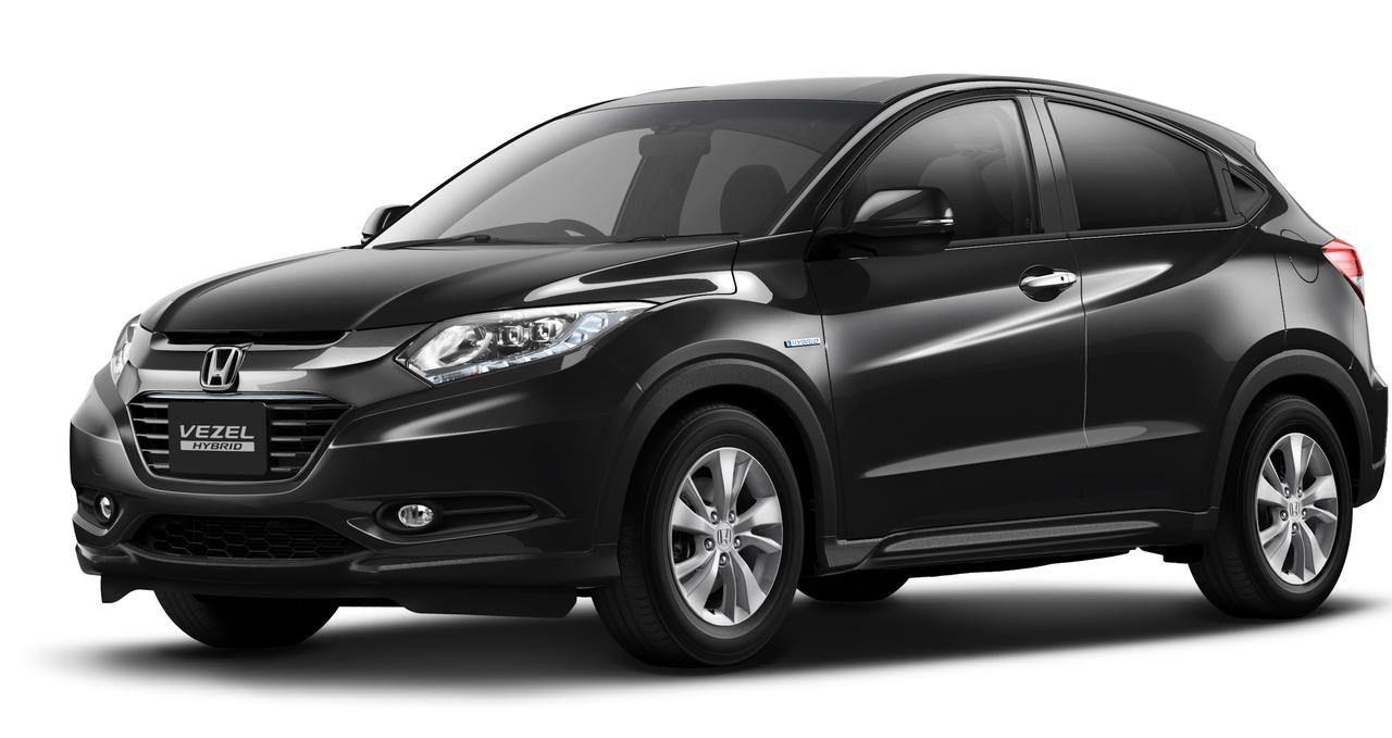 The new compact SUV of Honda Honda Vezel ホンダhrv