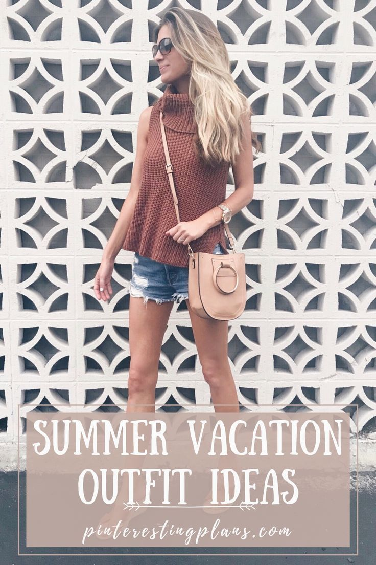 Click here for the best summer vacation outfit ideas on Pinteresting Plans! As a