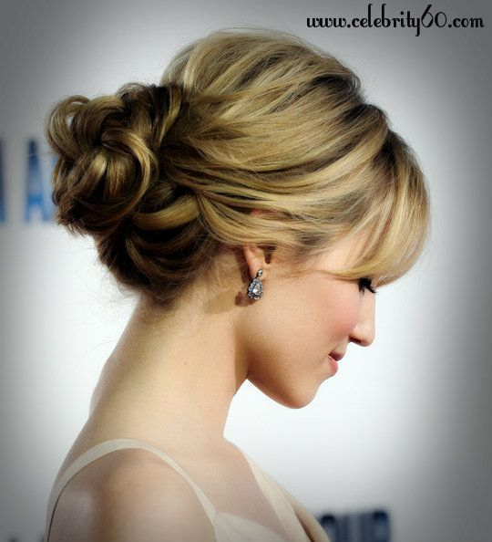 Black Tie Event Hair Options With Images Short Hair Updo Medium Hair Styles Hair Lengths
