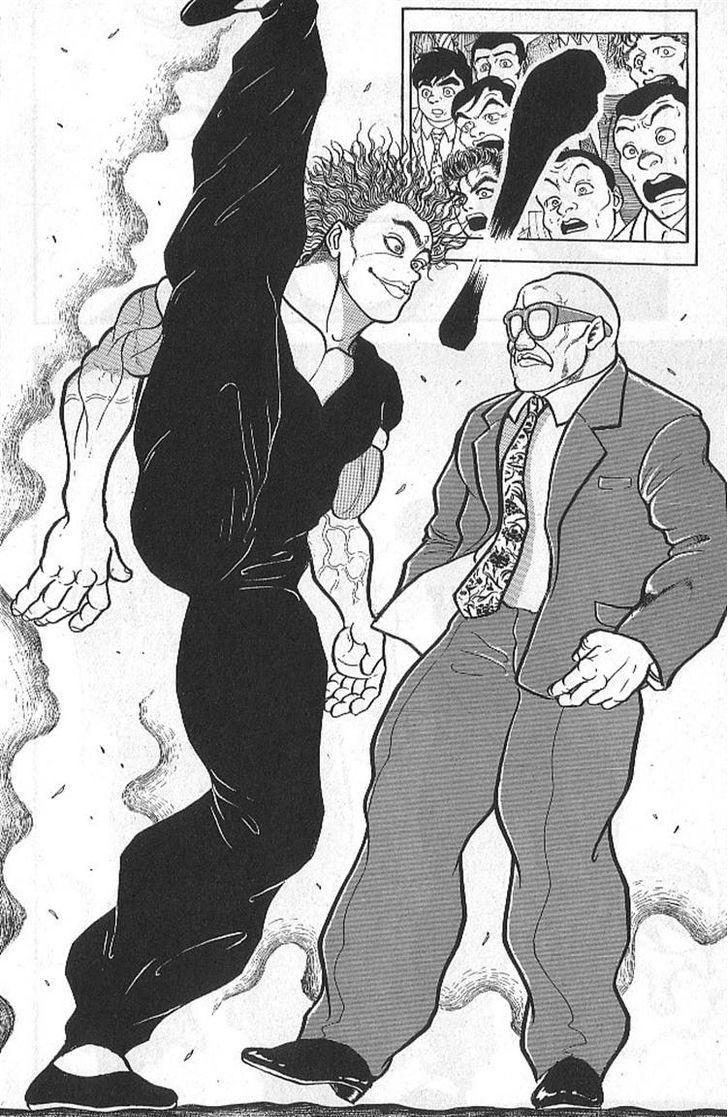 Grappler Baki Vol5 Ch44 Page 10 At Mangagome