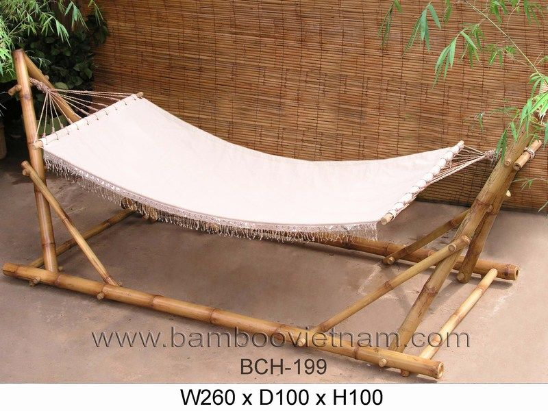 bamboo hammock stand furnitures pinterest bambus m bel und deko. Black Bedroom Furniture Sets. Home Design Ideas