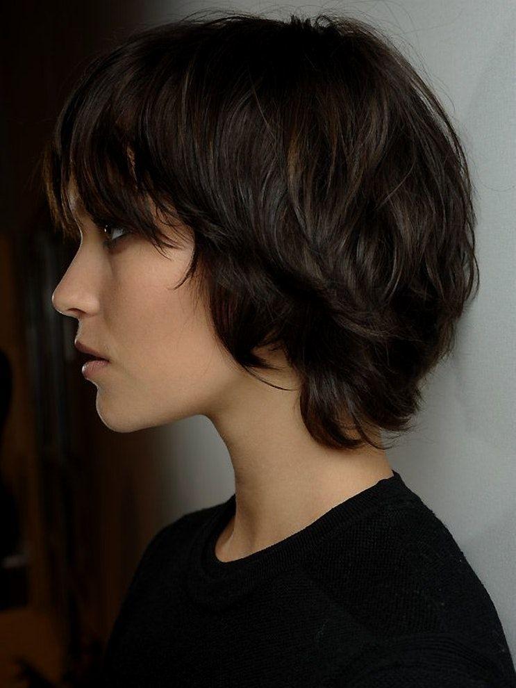 Bildergebnis Für Frisuren Mittellanges Haar 2017 Gestuft