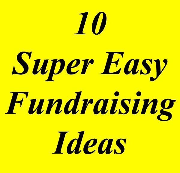 Fundraising Idea Proposal?