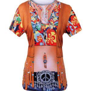 Luna Tex Fun Shirt / Kostüm / Shirt für Fasching / 3d
