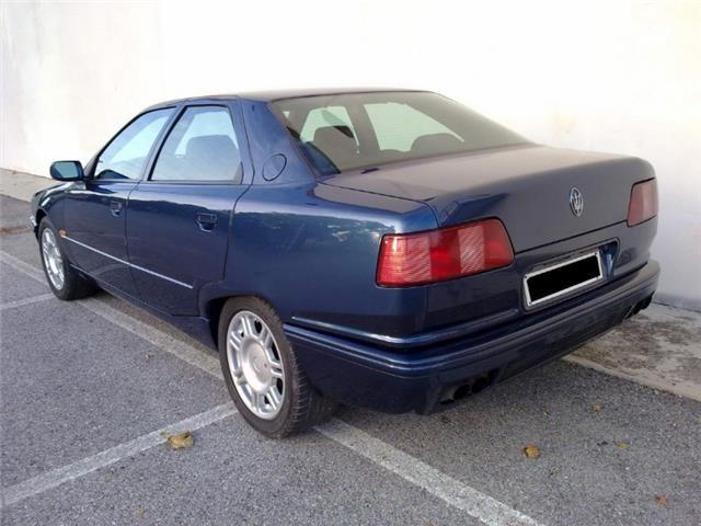 Maserati Quattroporte IV 2.8 / 3.2 (1994-1998 Model)