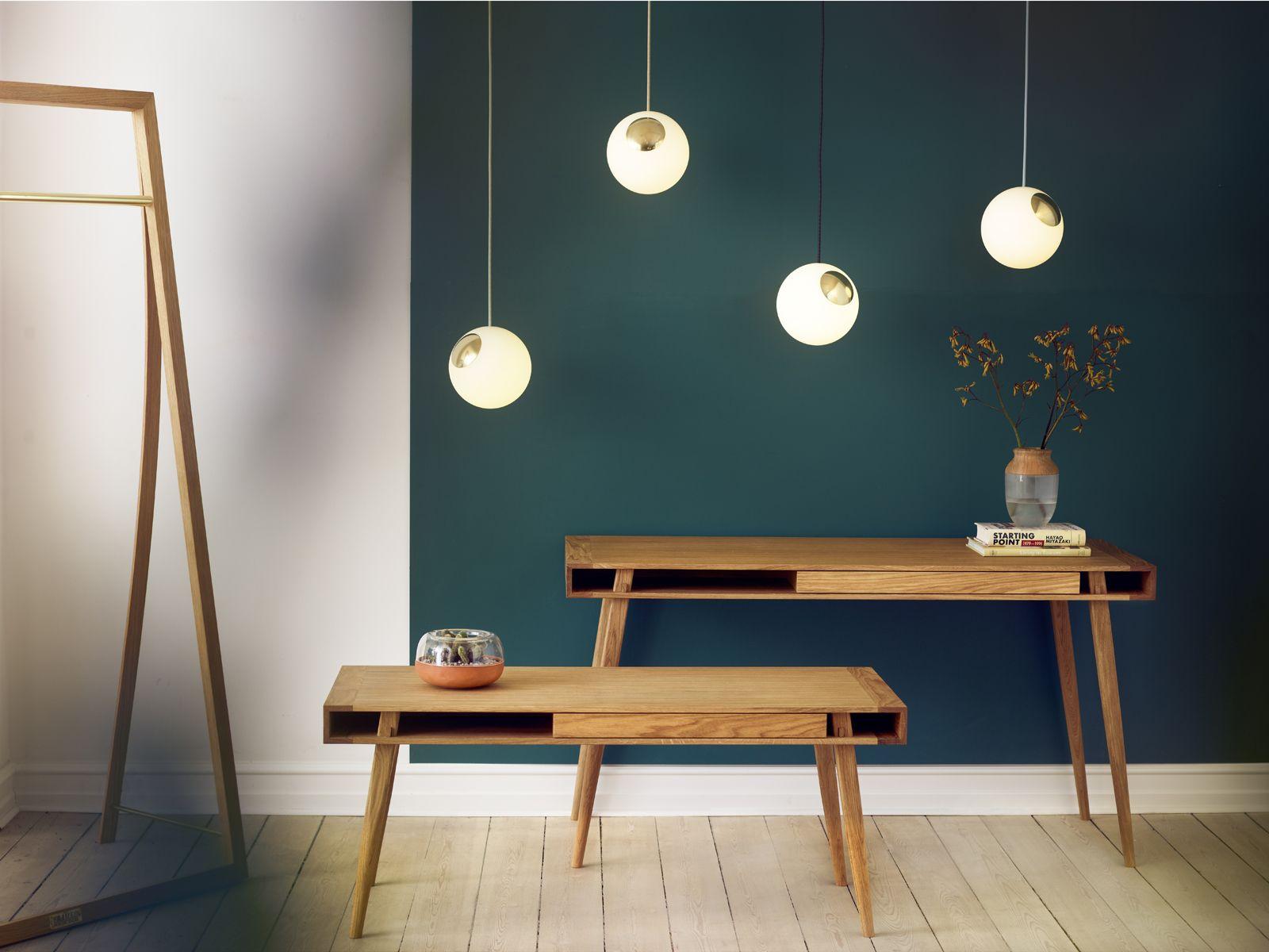 Moderner Designer Schreibtisch Aus Natürlich Schönem Eichenholz ✓skandinavisches  Design ✓hochwertige Verarbeitung ✓versandkostenfrei Bestellen Design Ideas