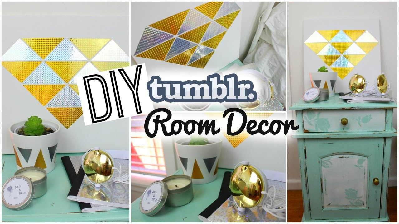 diy spring room decor tumblr inspired room decor room and diys