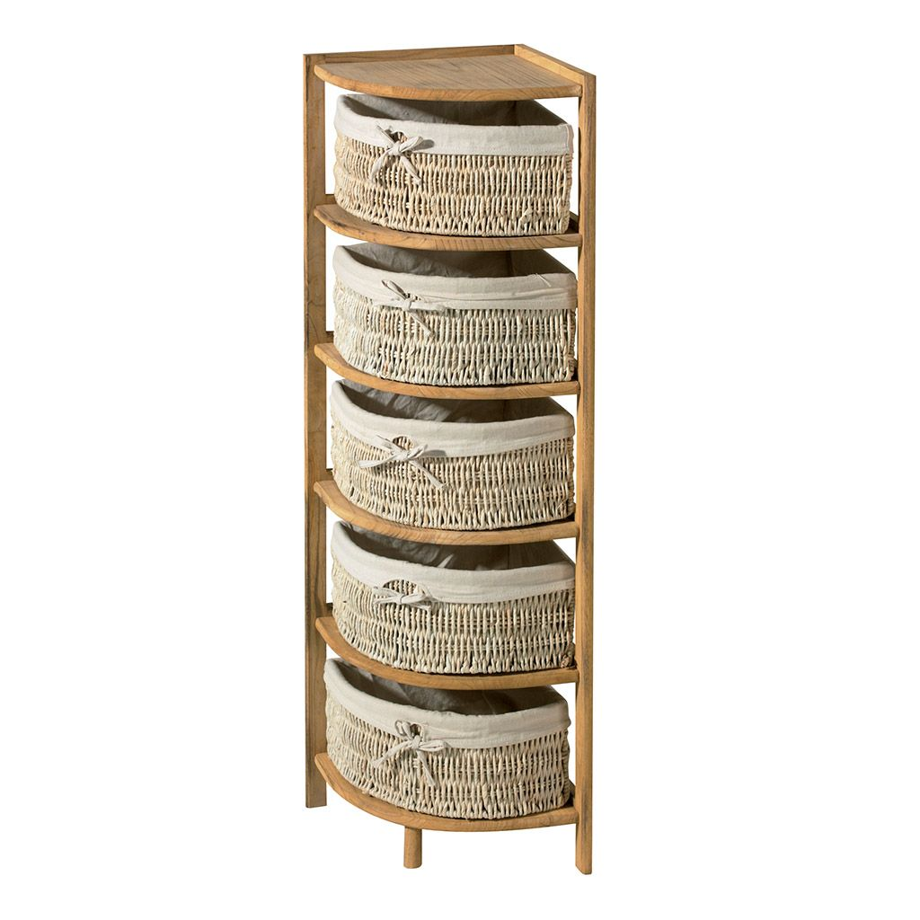 cocktail scandinave etagere angle