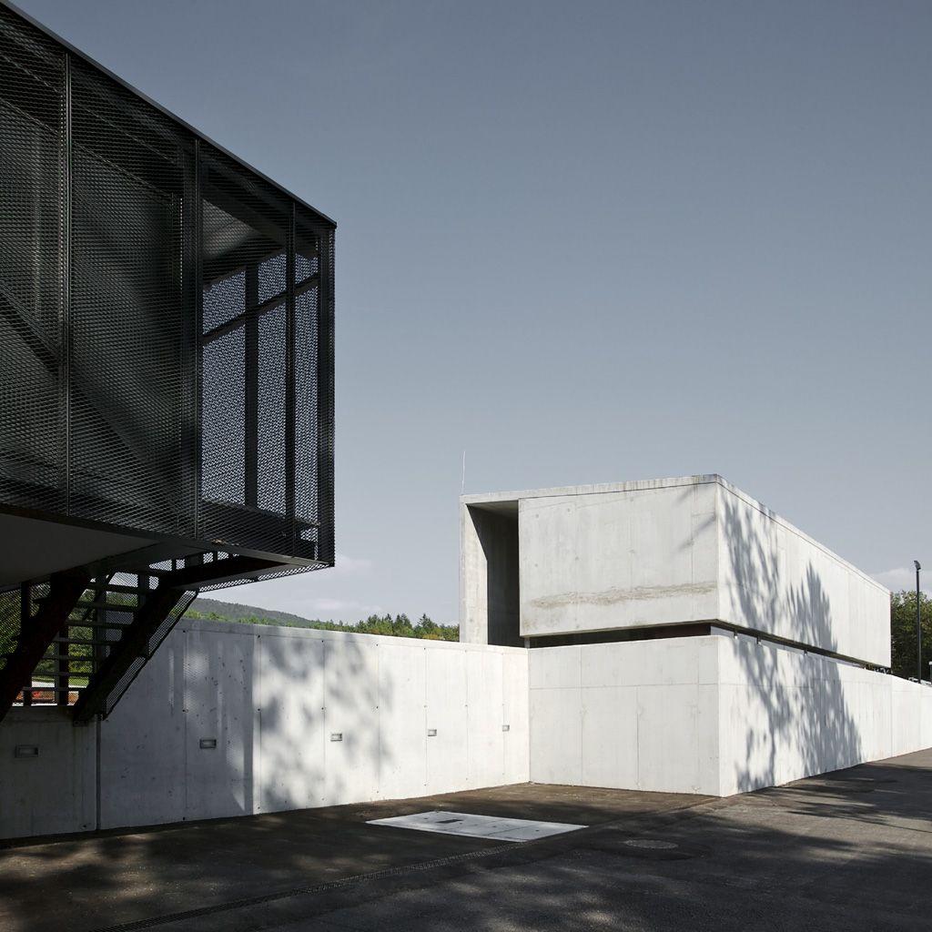 dekleva gregorič arhitekti - metal recycling plant