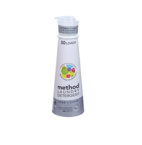 Method 01126 Laundry Detergent 20 Oz Method Laundry Detergent
