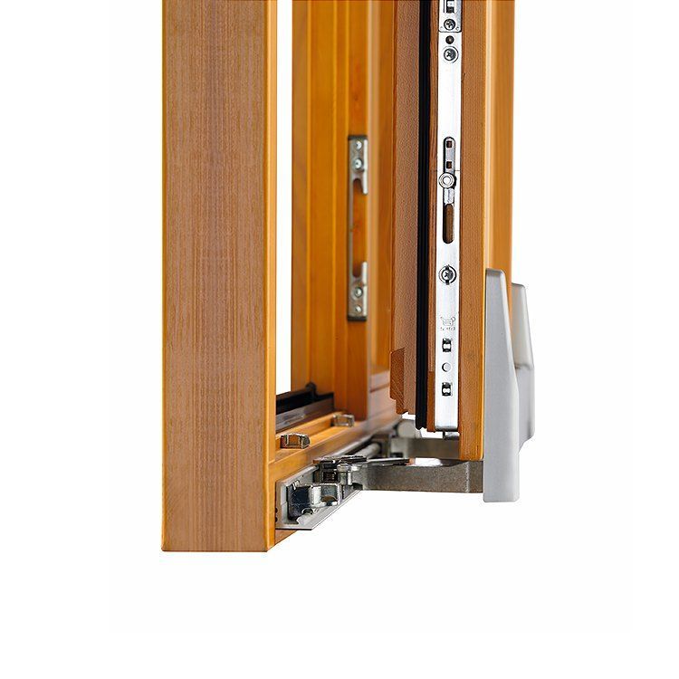 Parallel Schiebe Kipp Tür Aus Holz   Profil Classic