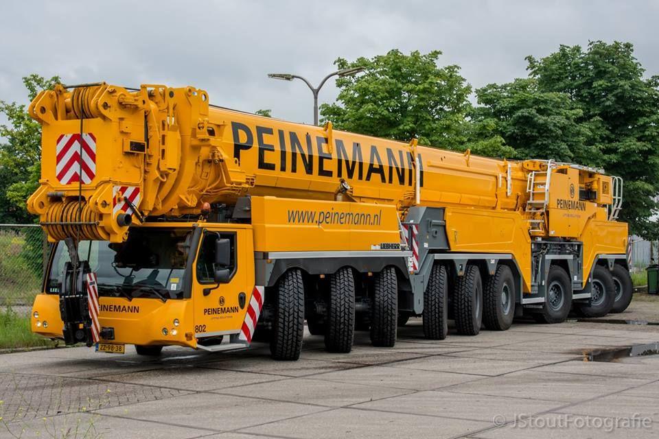 liebherr ltm 1750 9 1 of peinemann kranen nl heavy machinery pinterest trucks heavy. Black Bedroom Furniture Sets. Home Design Ideas