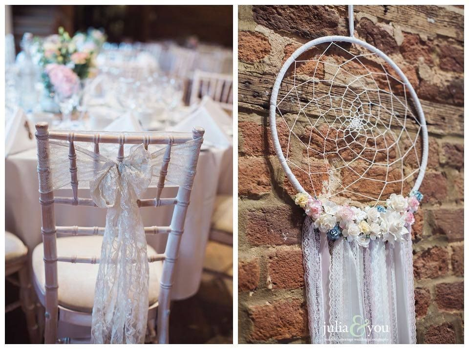Beautiful Wedding Chair Decoration On Our Limewash Chiavari Chair # Weddingdecorations #chairs #hire #
