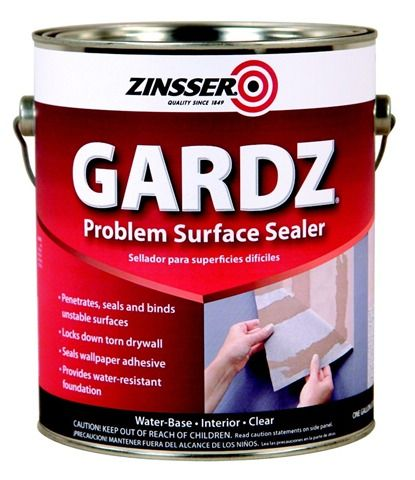 For Covering The Skimcoat And Prep For Paint Will Dry Hard Wall Sealer Painting Over Wallpaper Drywall Repair
